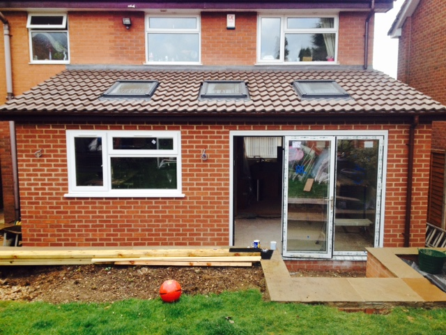 Noel David Builders Extension 1